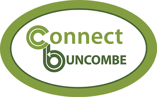Connect Buncombe logo
