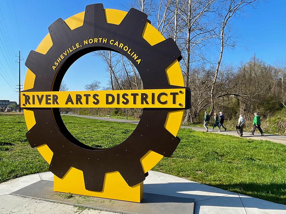 River Arts Greenway